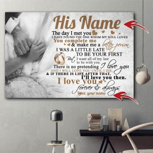 Coupe Gift Poster, Wall Decor, Custom Name On Poster, Touching Quote, High Quality - Woastuff