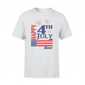 4th of July, Family T Shirts, Mom T Shirts, Pink, Cotton - Woastuff